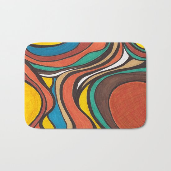 Motion Bath Mat