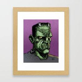 FRANKIE JR. Framed Art Print