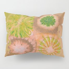 Murdering Nature Flowers  ID:16165-102100-72860 Pillow Sham