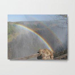 Immortal Rainbows  Metal Print