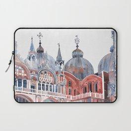 Basilica San Marco, Venezia Laptop Sleeve