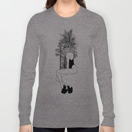 Strix Occidentalis Long Sleeve T-shirt