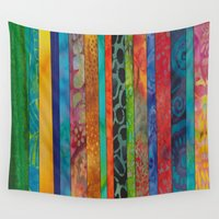 bali Wall Tapestries featuring Travel to Bali by Catherine Holcombe