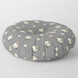 Hello Sickly Floor Pillow