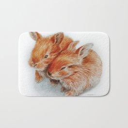 Every bunny needs some bunny Bath Mat