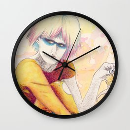 Pris - Secondary character? Never! Wall Clock