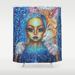 Sweet memories of you Shower Curtain