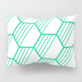 LYLA ((emerald green)) Pillow Sham