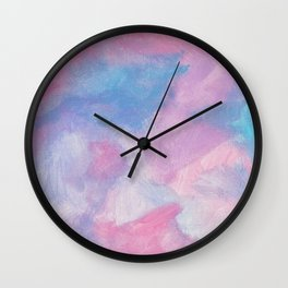 TM PK  Wall Clock