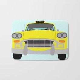 NYC Taxi Bath Mat