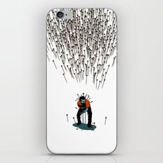 Stop Wasting Arrows And Aim For Its Head, You Damn Fools! V2 iPhone Skin