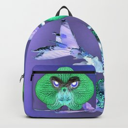 Orchid Birds Backpack