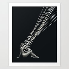 Esplendor Geometrico Art Print