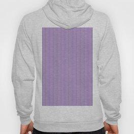 Purple Pinstripes Hoody