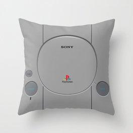 The original Playstation Throw Pillow