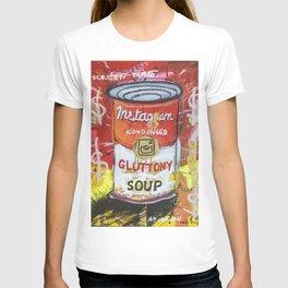Gluttony Soup Preserves T-shirt
