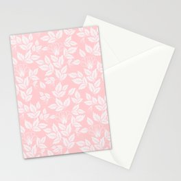 Leaves Pattern 2 Stationery Cards