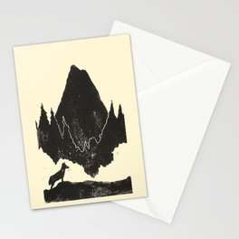 Phaedrus (Zen & The Art of Motorcycle Maintenance) Stationery Cards