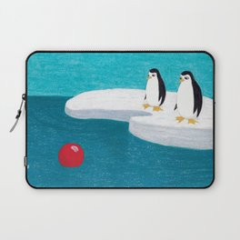 The Adventures of Red Ball - At the South Pole. Laptop Sleeve