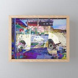 Fantasma Framed Mini Art Print