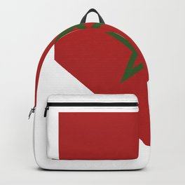 morocco flag Backpack