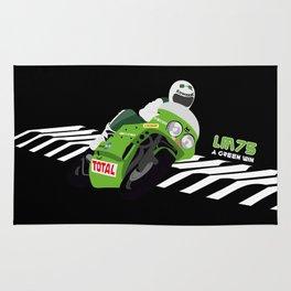Kawasaki  Rug