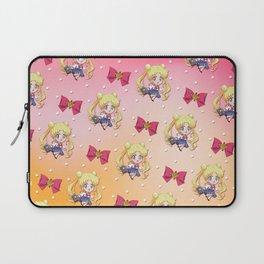 Chibi Usagi Pattern Laptop Sleeve