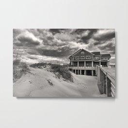 Jennette's Pier II Metal Print