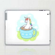 Unicorn Coffee Laptop & iPad Skin