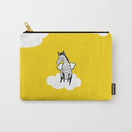 Flying Pony by Amanda Jones Carry-All Pouch