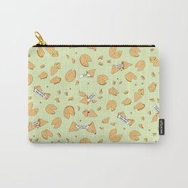 Fortune Cookies Carry-All Pouch