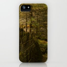 Everything is Magic iPhone Case