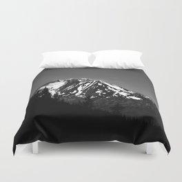 Desolation Mountain Duvet Cover