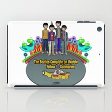 Yellow Submarine iPad Case