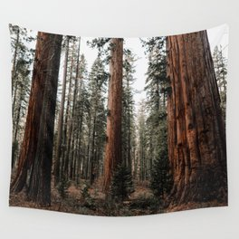 Walking with Giants Wall Tapestry
