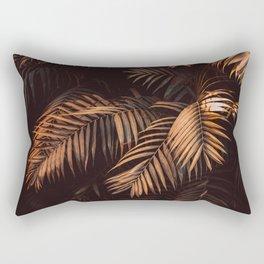 Cinnamon Stick Palms Rectangular Pillow