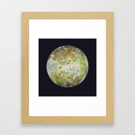 Portrait of Io 2 Framed Art Print