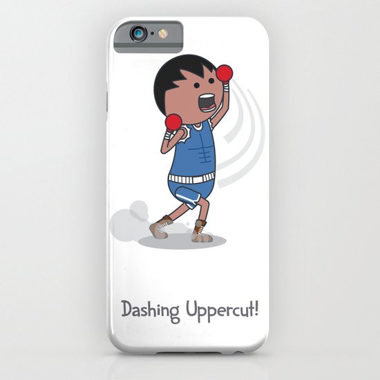 Dashing Uppercut iPhone & iPod Case