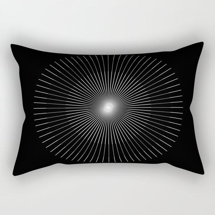 Holy Triangle  Rectangular Pillow