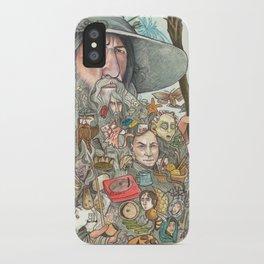 Gandalf's Beard iPhone Case