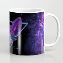 Cipher Cat Coffee Mug