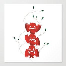 Tamarimp Canvas Print