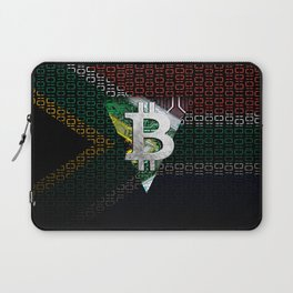bitcoin South Africa Laptop Sleeve