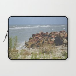 Summer by the Sea Laptop Sleeve