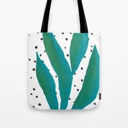 Tropical Leaves 1 Tote Bag