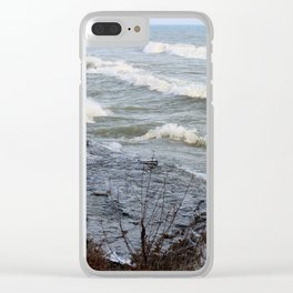 Cave Point Clear iPhone Case