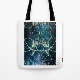 Spacelily Tote Bag