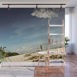 Summer Holidays Wall Mural