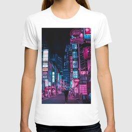 Stranger In The Night T-shirt