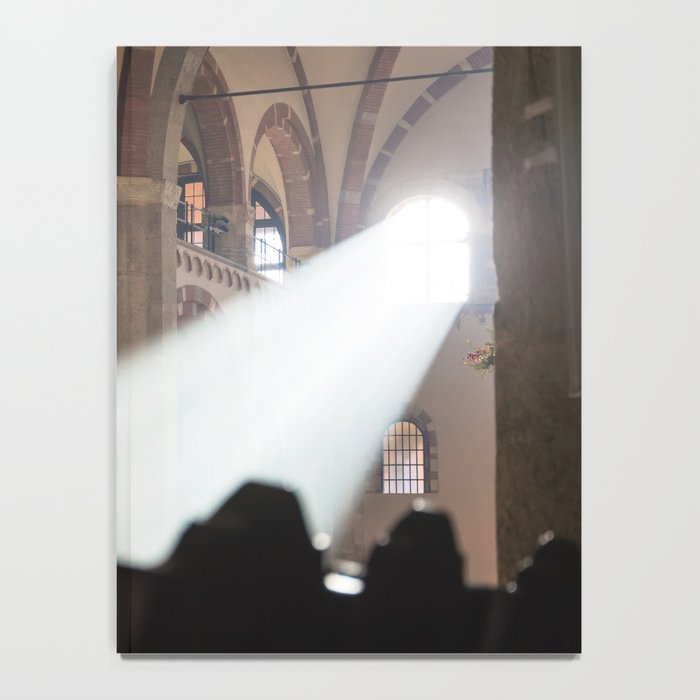 Basilique Saint Ambroise Milan Notebook